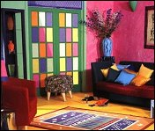 decorating with color -  Teens - Kids - Girls - Boys -  Adults - Theme Bedrooms