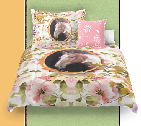 Superb Horse Theme Bedroom Decorating Ideas Girls Horse Themed Home Interior And Landscaping Staixmapetitesourisinfo